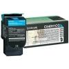 Toner Lexmark 0C540A1CG cyan C543/C544/X543/X544