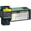 Toner Lexmark 0C540A1YG yellow C543/C544/X543/X544