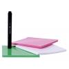 Magic-Chart Notes 10x10 cm, mix 3 farieb