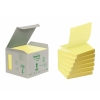 Z-Bločky Post-it® recyklované 76x76mm žlté