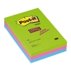Samolepiaci bloček Post-it Super Sticky 102x152 linajkový mi