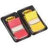 Záložky Post-it Index široké 25x43 žltá červená