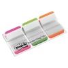 Post-it index extra silný neónové farby priehľadný