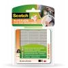 Znovu použiteľné  lepiace štvorce Scotch 25,4x25,4mm 18ks