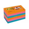 Bločky Post-it® Super Sticky Bangkok 51x51mm