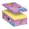 Bločky Post-it® Super Sticky žlté 76x76mm zvýhodnene balenie