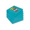 Bločky Post-it® Super Sticky - Ultra Modrá 76x76mm