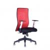 Kancelárska stolička CALYPSO GRAND červená