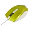 Optická myš E-BLUE Dynamic zelená  USB