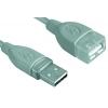Kábel USB predlžovací 1,8m