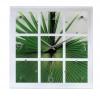 Nástenné hodiny Palm Leaf