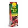 Džús HAPPY DAY Multivitamín 100% red fruit 1l