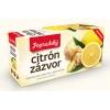 Čaj BOP ovocný citrón-zázvor