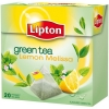 Čaj Lipton Zelený -  Lemon Mellisa
