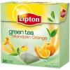 Čaj Lipton zelený Mandarin Orange
