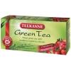 Čaj Teekanne zelený Cranberry Raspberry