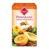 Čaj Mistral Pomaranč-mango-škorica