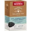 Čaj Mistral Mäta, citrón.tráva čierna ríbezľa