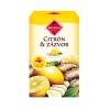 Čaj Mistral citrón-zázvor