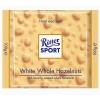 Čokoláda Ritter Sport biela lieskovooriešková 100 g