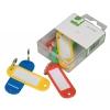 Menovky na kľúče mix farieb Q-CONNECT