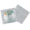 Vrecká na CD/DVD Q-Connect závesné