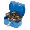 Pokladnička Q-CONNECT 155x75x120mm modrá