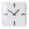 Nástenné hodiny artetempus Mezo, biele