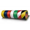 Vyznačovacia páska  TESA čierno žltá 50x33m lepiaca
