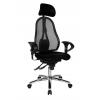 Kancelárska stolička Sitness 45 čierna