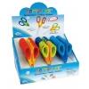 Detské nožnice Soft Flex (display) rôzne farby